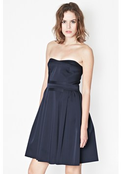 Techno Princess Strapless Dress