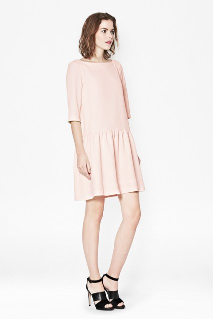 Tennis Drop Waist Dress