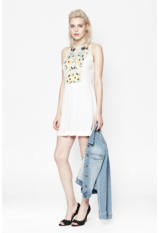 Summer Lilli Embellished Dress