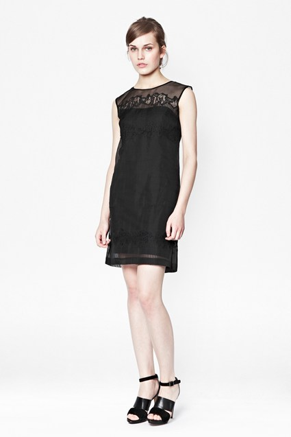 Russo Lace Shift Dress