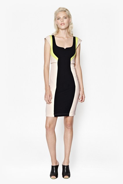 Monroe Stretch Dress