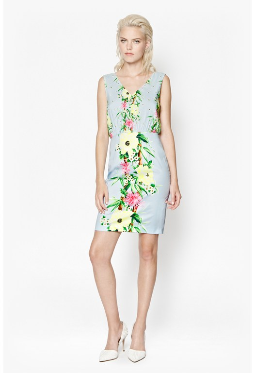 Desert Tropicana Dress