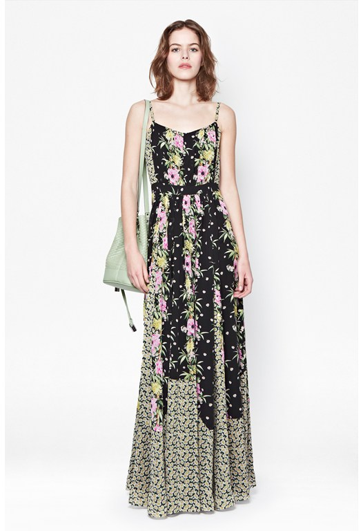 Desert Tropicana Maxi Dress