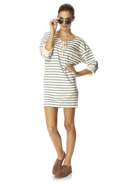Sandiego Stripe Dress