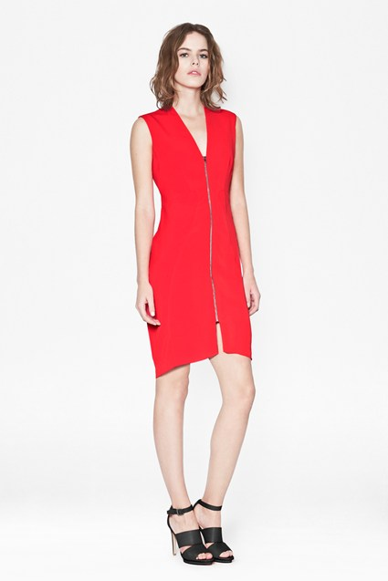 Ziggy Zip Dress