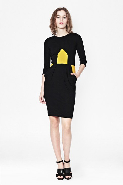 City Block Dress