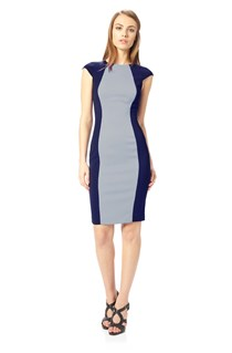 Reigning Cap Sleeved Dress