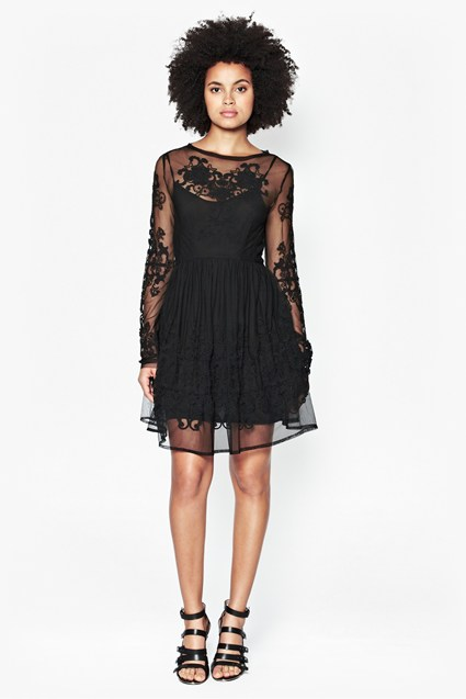Maddison Gardens Embellished Dress