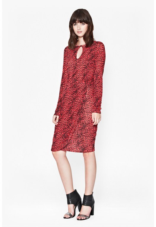 Wildcat Long Sleeved Dress