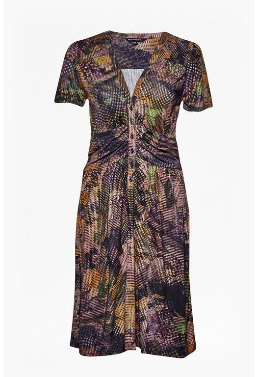 Cherry Orchard Tea Dress