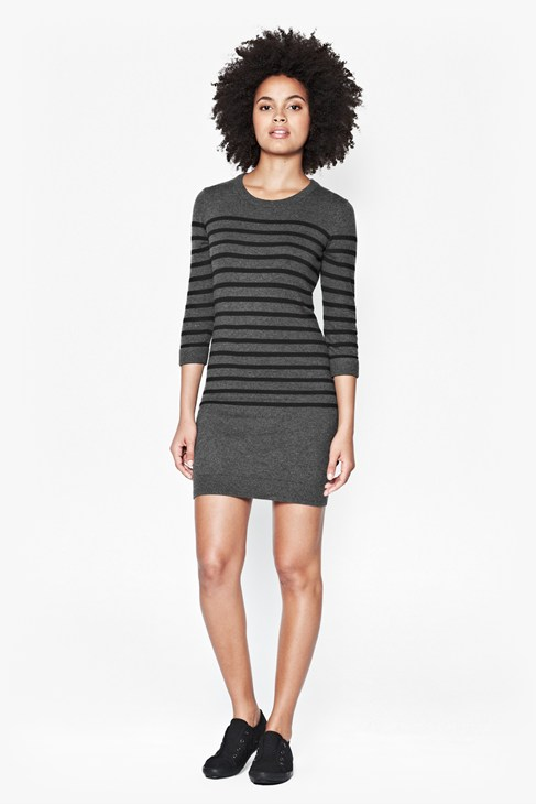 Bambino Knitted Jumper Dress