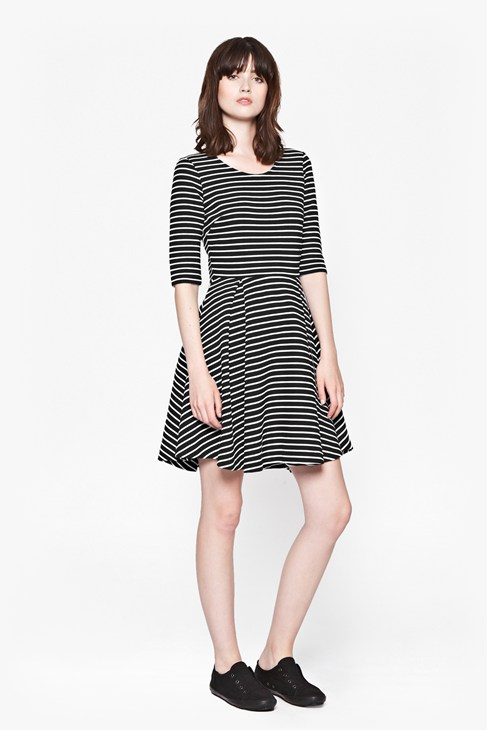 Suki Winter Striped Dress