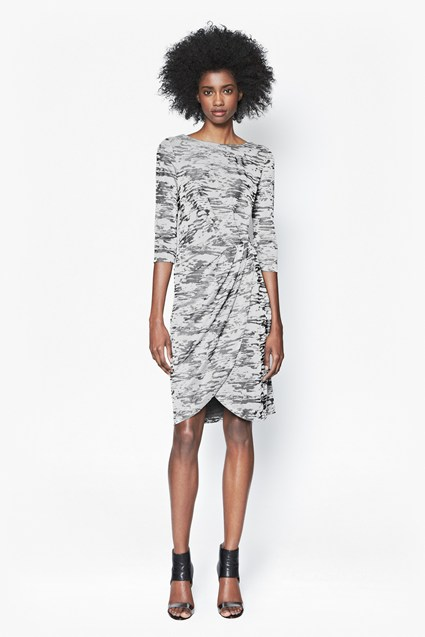 Stable Jacquard Dress