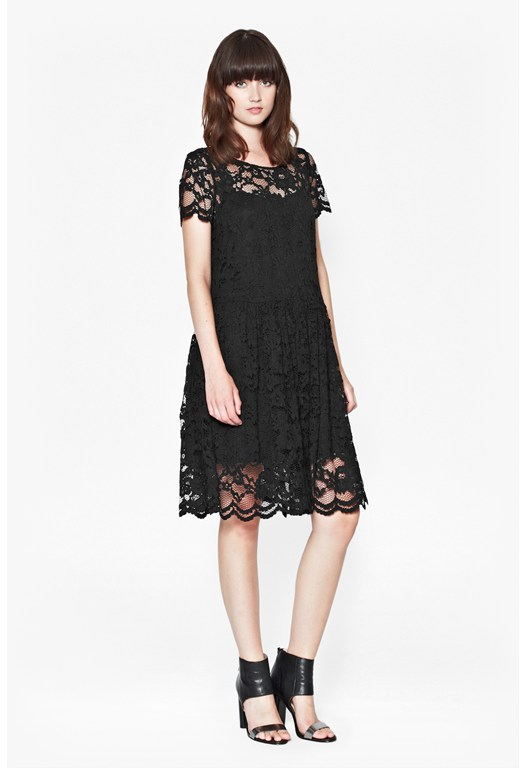 Ft Lila Lace Dress