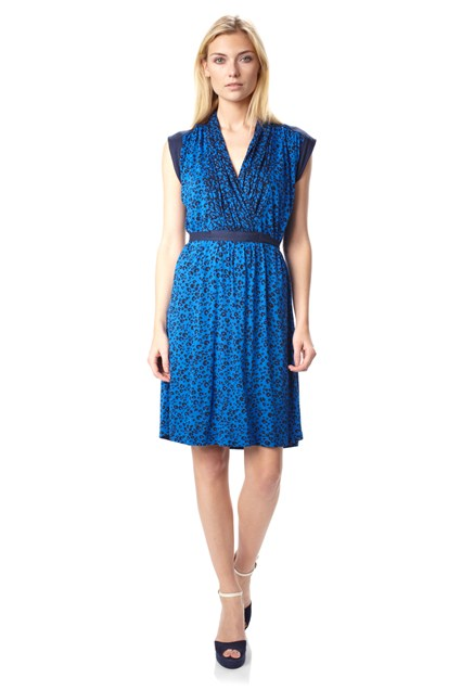 Matilda Mix Jersey Dress