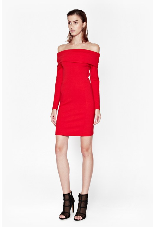 Valentine Viscose Dress