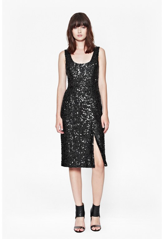 Cosmic Sparkle Dress