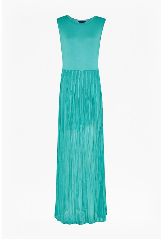 Carnival Ruffle Maxi Dress