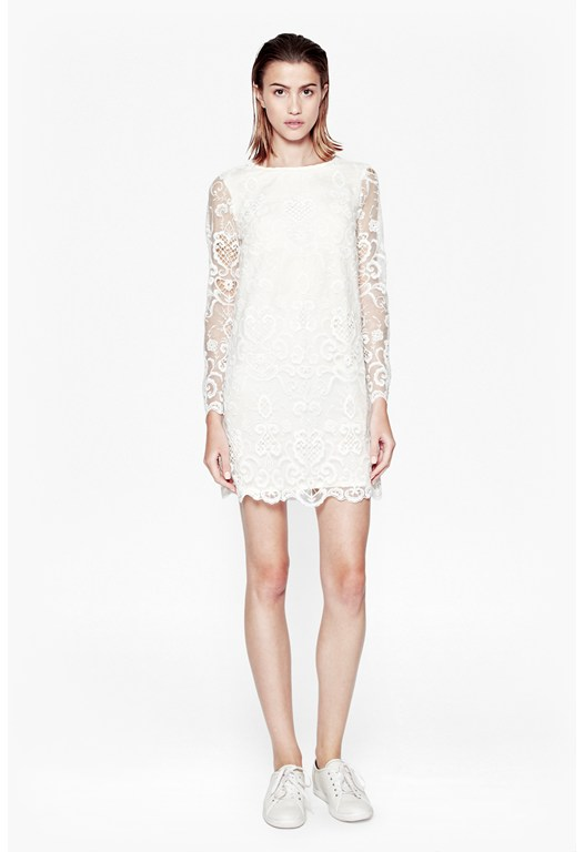 Nebraska Lace Dress