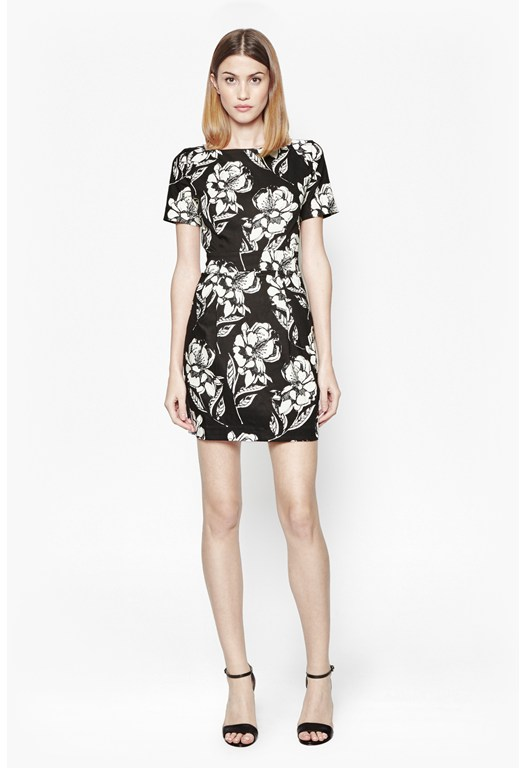 Shadow Bloom Richie Dress
