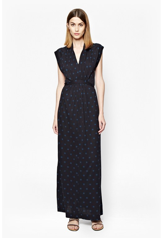 Nightsky Star Maxi Dress