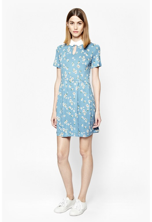 Tropicana Daisy Dress