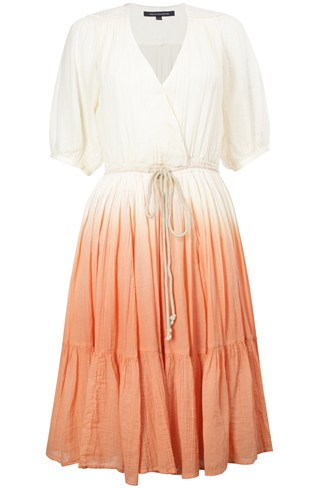 Southern Summer Flared Dress