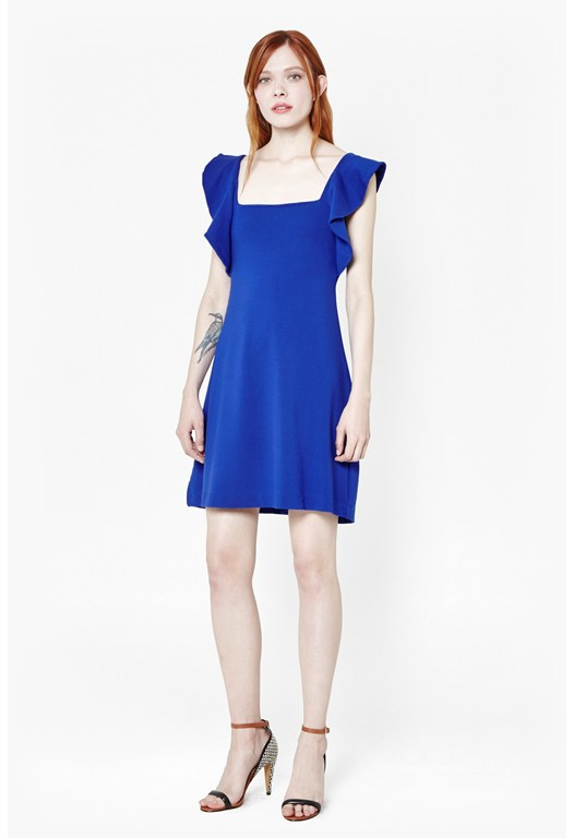 Marie Stretch Strppy Flr Dress