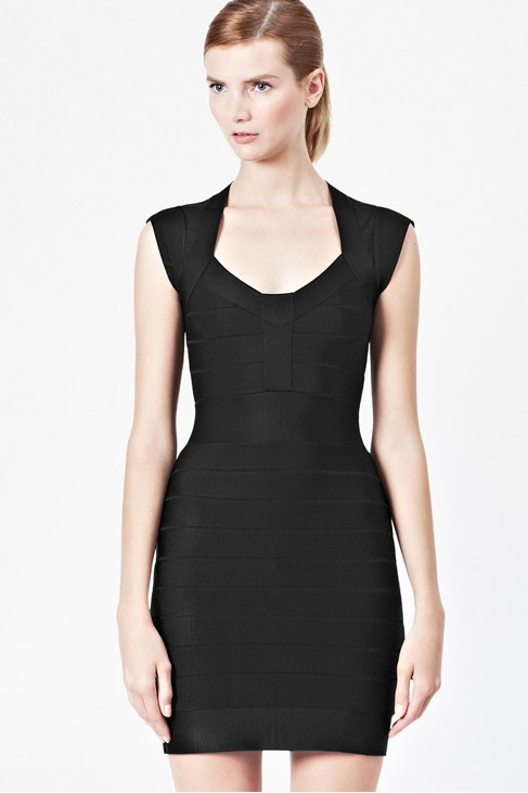Spotlight Bodycon Dress