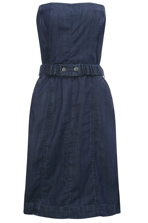 Timberly Denim Dress