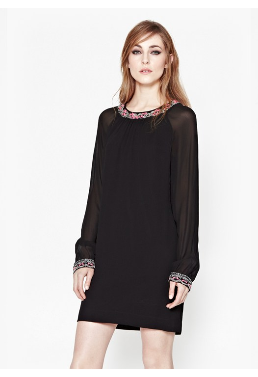 Siren Jewel Tunic Dress