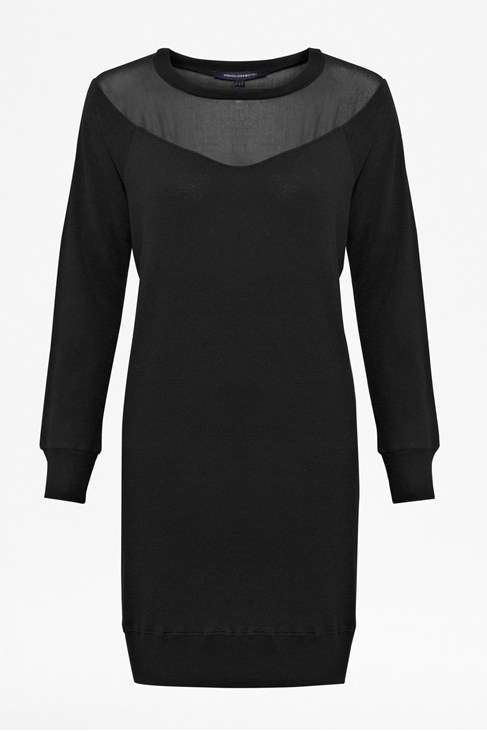 Ditton Crew Neck Sweater Dress