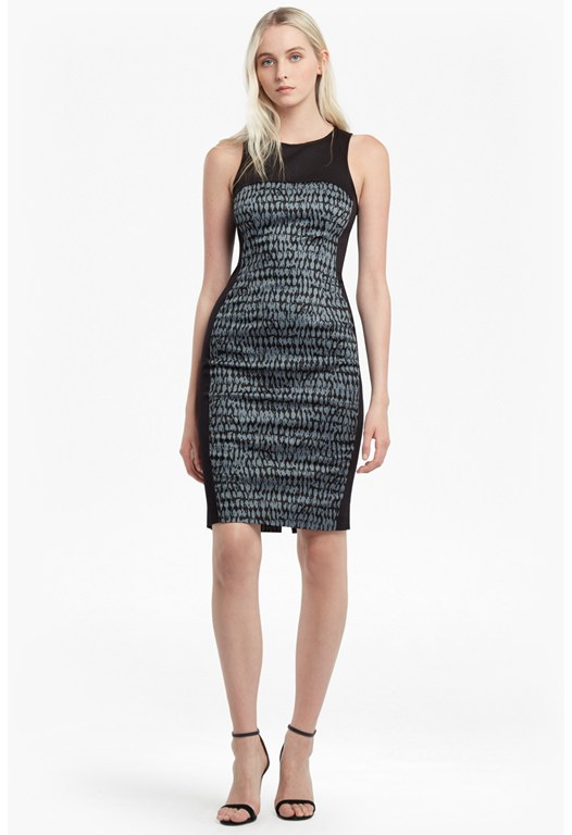 Canyon Sands Bodycon Dress