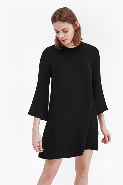 Emma Bell Sleeve Tunic Dress