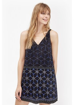 Madeline Mosaic Beaded Dress