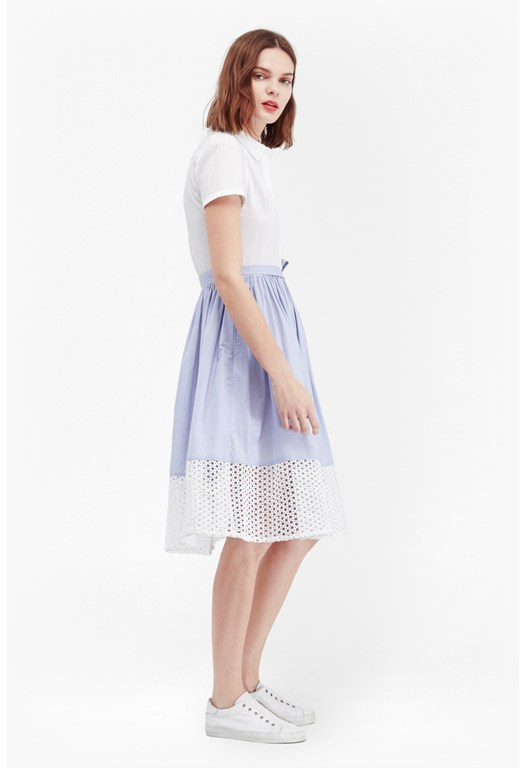 Kyra Cotton Shirt Dress