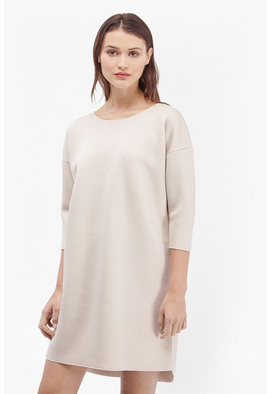 Zanzi Scuba Sweater Dress