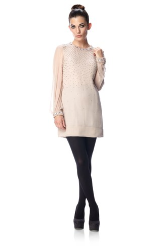 Winter Gems Tunic Dress