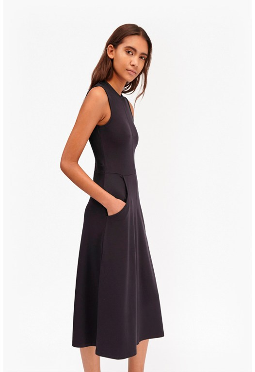 Beau Heavy Midi Dress
