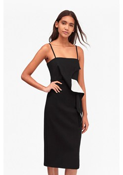 Vikki Jersey Ruffle Strappy Dress