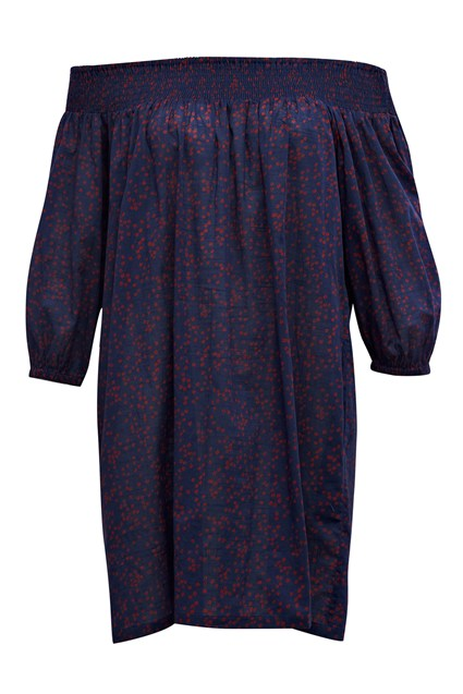 Clover Dust Smock Dress