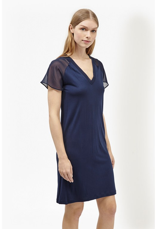 Attia Jersey T-Shirt Dress