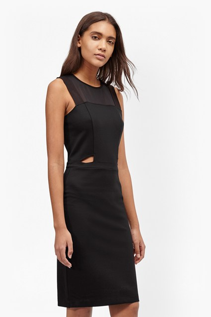 Lula Cut Out Fitted Dress