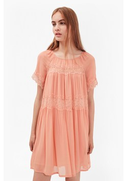 Rosie Drape Babydoll Dress