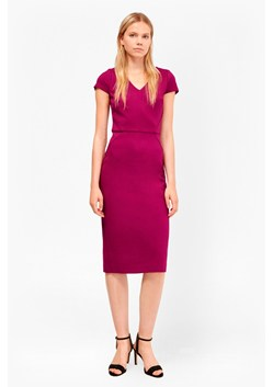 Lula Stretch Bodycon Midi Dress