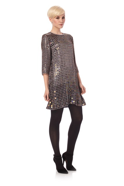 Solar Heat Tunic Dress