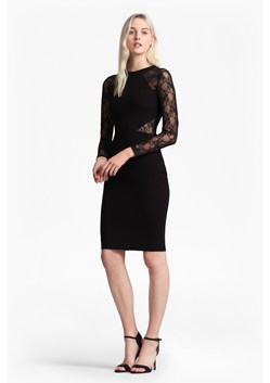 Viven Lace Sleeves Bodycon Dress