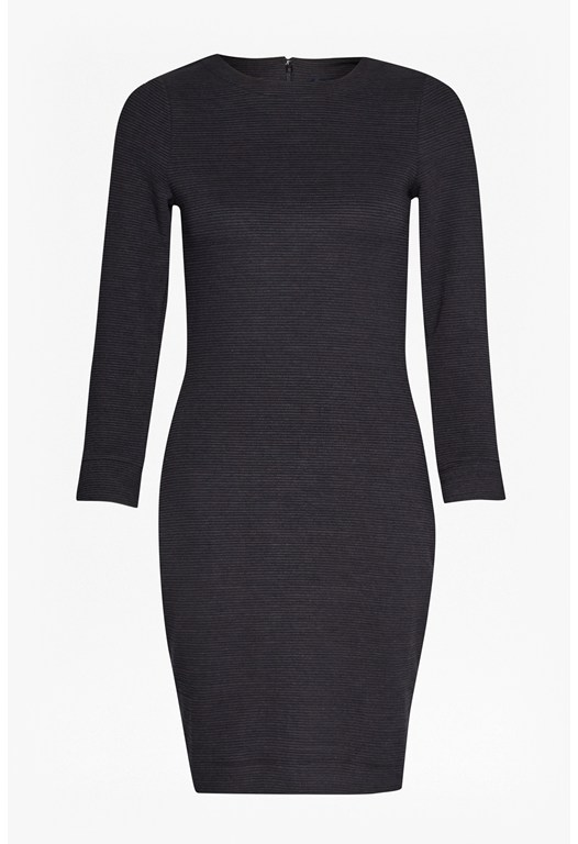 Sudan Marl Bodycon Jumper Dress
