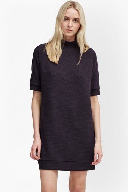 Sudan Marl Raglan Sleeve Dress