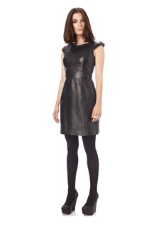 Navajoe Leather Dress